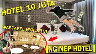 WAJIB Jual GINJAL Kalau Mau Tidur Di HOTEL INI! Room Tour Hotel Part 2 Video thumbnail