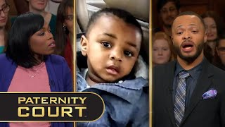 Man Says Things Just To Say Things (Full Episode) | Paternity Court