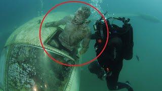 10 Unbelievable Treasures Found Underwater