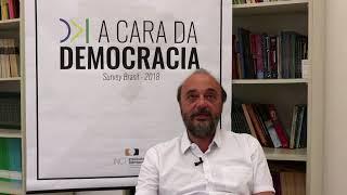Brasileiros estão insatisfeitos com a democracia, segundo pesquisa do INCT