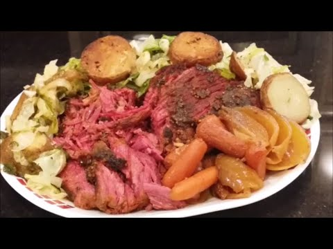 The Best Southern Soul Corned Beef: St. Patrick's Day