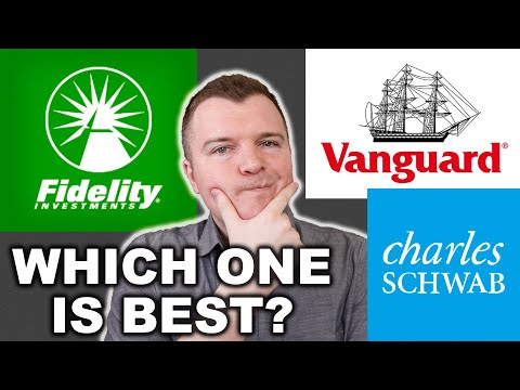 Schwab vs Fidelity vs Vanguard (DETAILED REVIEW)