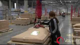 Order Picking in Picking Areas in a Distribution Center