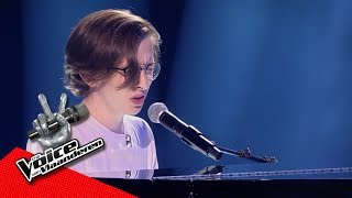 Ibe - 'Tenerife Sea' | Blind Auditions | The Voice Van Vlaanderen | VTM