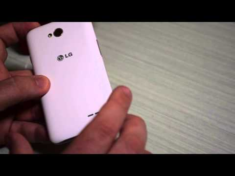 LG L70, unboxing e prime impressioni