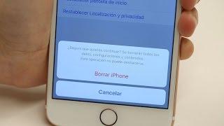 Cómo asegurarte de haber borrado todo en tu iPhone antes de venderlo