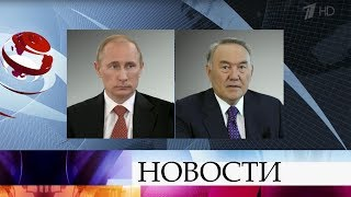 Владимир Путин провел целую серию международных телефонных переговоров.