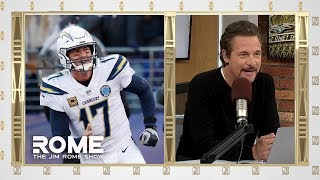 The Chargers Are Tough | The Jim Rome Show