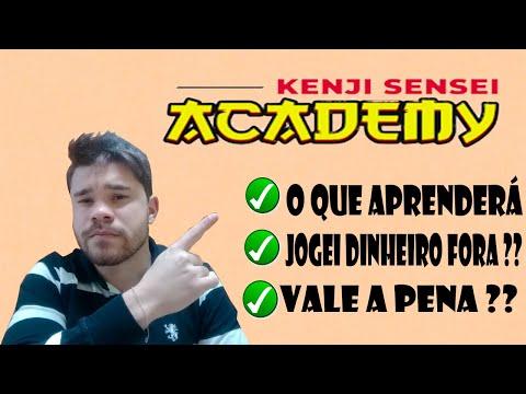 kenji sensei academy vale a pena ?  bom o curso kenji sensei academy o que aprender
