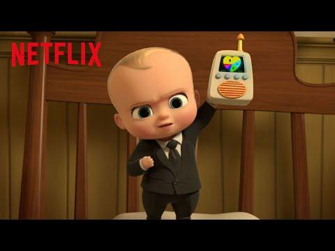 Trailer El bebé jefazo: Vuelta al curro