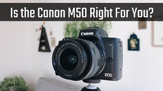 Is It The Best Vlogging Camera? Canon M50 Longterm Review