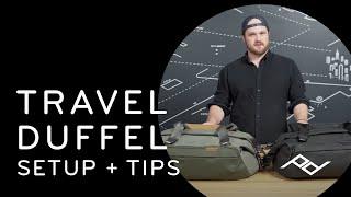 Peak Design Travel Duffel 35L: Setup & Tips