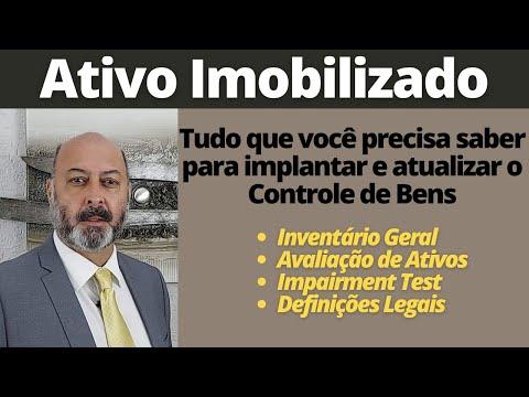 Tudo sobre a implantação ou atualização do Controle do Ativo Imobilizado Consultoria Empresarial Passivo Bancário Ativo Imobilizado Ativo Fixo
