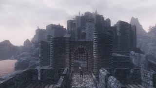 Skyrim trailer - Darkend with Dark Souls Gameplay