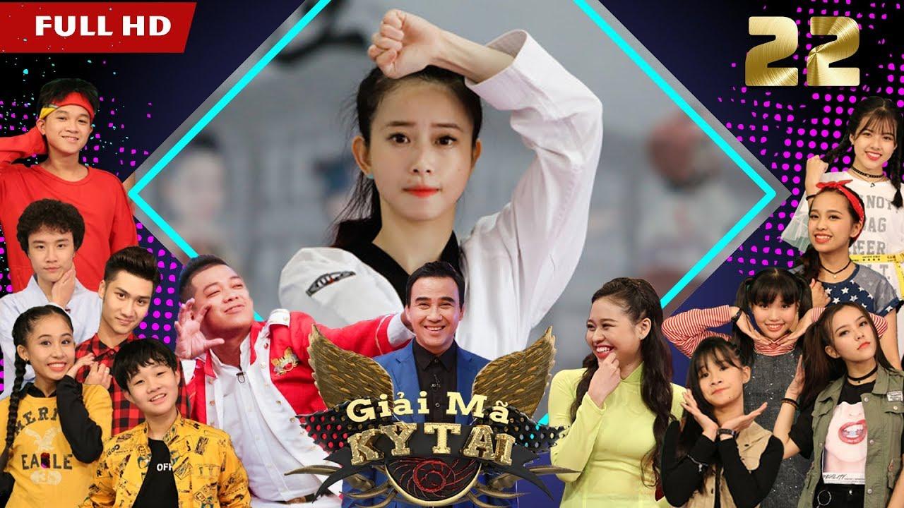 GIẢI MÃ KỲ TÀI | GMKT #22 FULL | Hotgirl Taekwondo Châu Tuyết Vân mặc áo dài biểu diễn võ nhạc 💕
