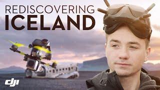 DJI Stories - Rediscovering Iceland