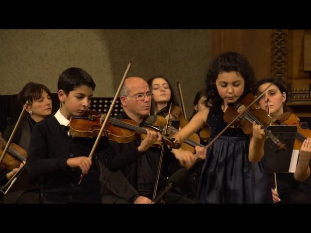 Վիվալդի, կոնցերտ երկու ջութակի համար/Vivaldi, Concerto for two violins