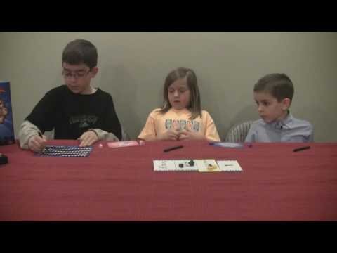 Family Video Review: Wits & Wagers Family