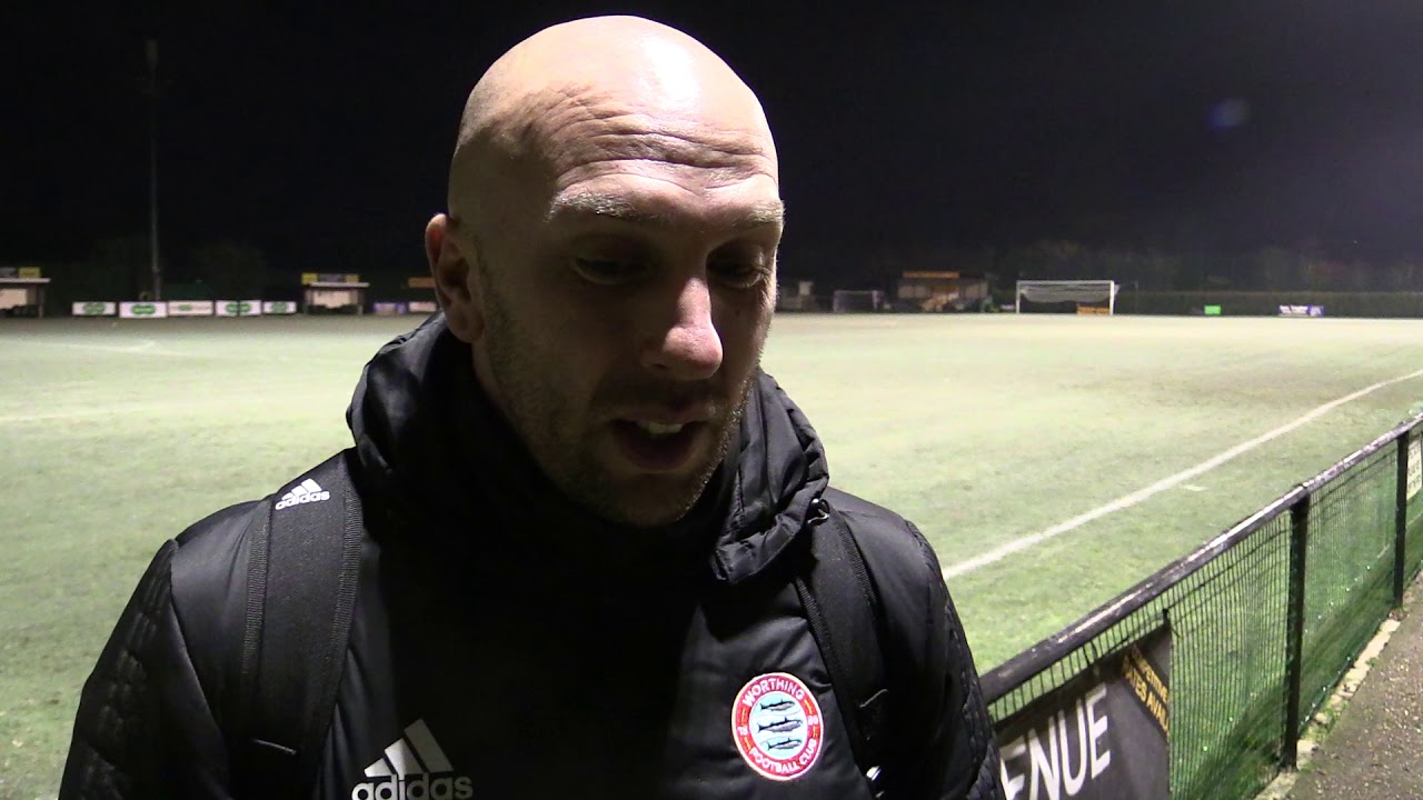 Post Match Interview: Merstham [A] – League