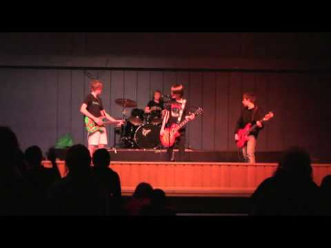 Hollywood delusion cover Green Day and Def Leppard