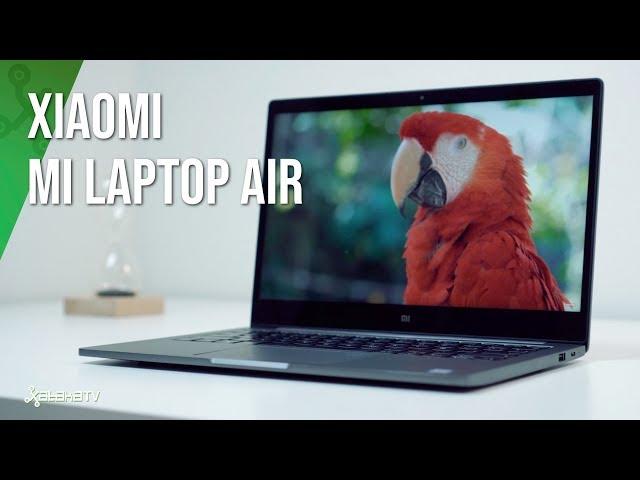 Xiaomi Mi Laptop Air, análisis