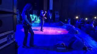 Al Otro Lado Del Silencio - Angeles Del Infierno (Live shot Manizales, Col 2018)
