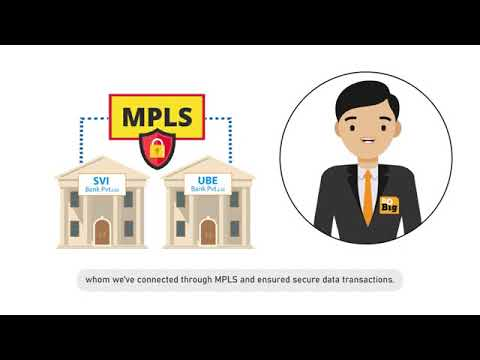 Internet Leased Line - MPLS