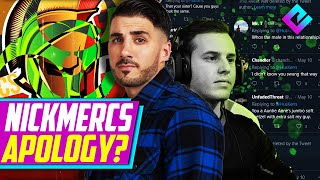 Nickmercs Apologizes to Huskerrs Girl After Viewers TOXIC Comments