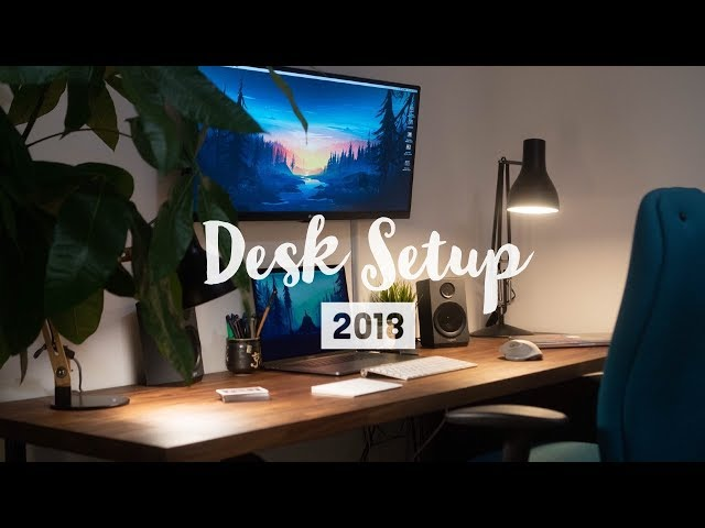 My Productivity Desk Setup (2018)