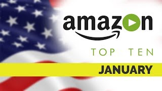 Top Ten movies on Amazon Prime US for January 2019