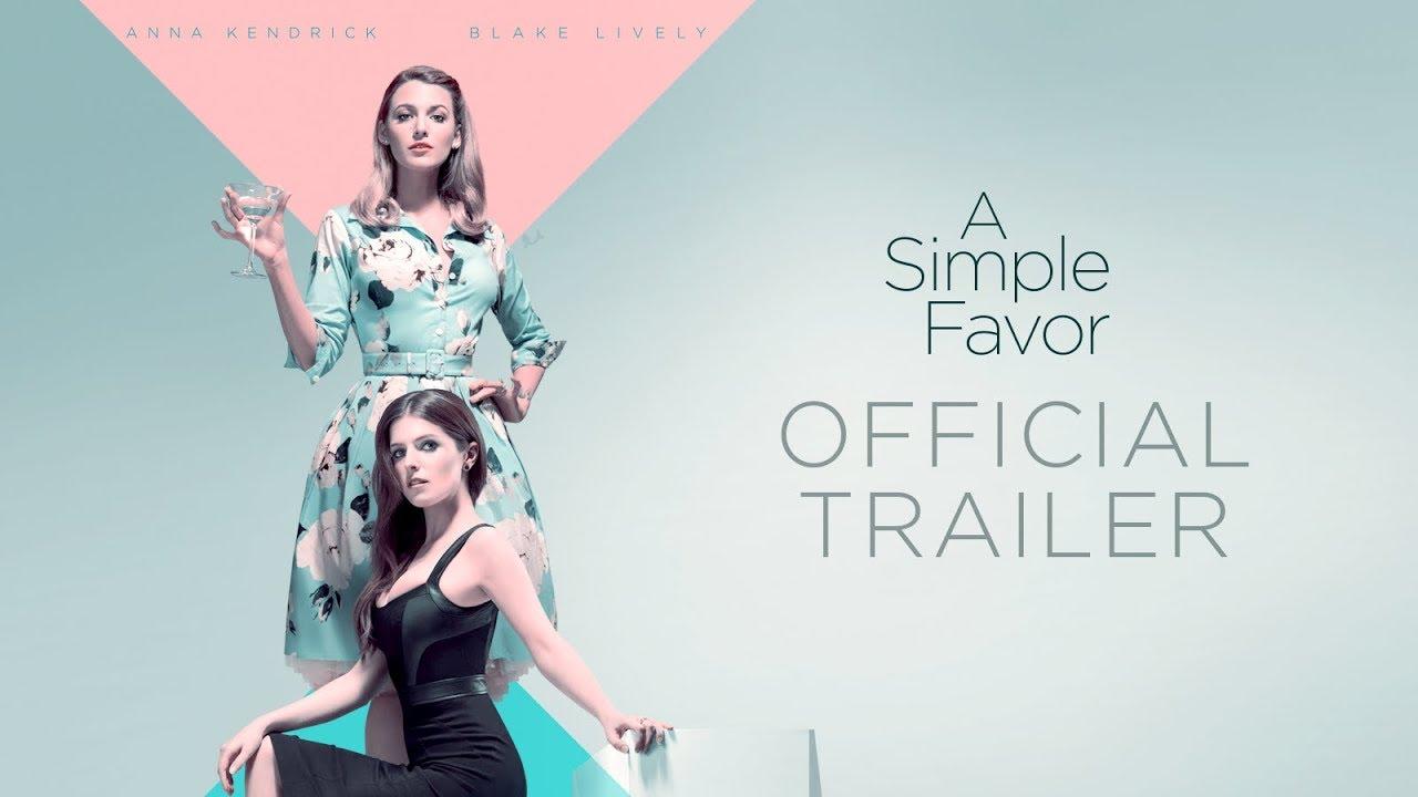 Trailer för A Simple Favor