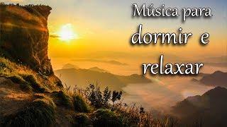 MUSICA PARA DORMIR e relaxar profundamente / DURMA RÁPIDO /som de chuva real 3D