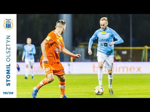 Grzegorz Lech po meczu Stomil Olsztyn - Bruk-Bet Termalica Nieciecza