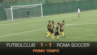 Futbolclub - Roma Soccer (Allievi Provinciali Fascia B 09-10): i gol