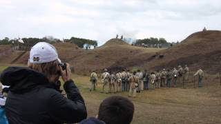 Fort fisher reenactment 4 - Video Youtube