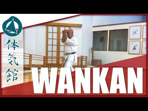 Wankan – slow & fast | Shotokan Karate Kata [HD]