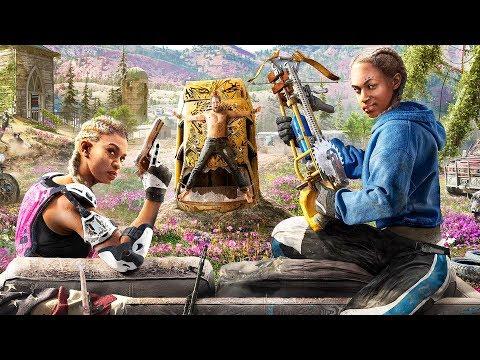 Игра Far Cry. New Dawn для Xbox One
