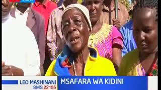 Wakatoliki kutoka Uganda waanza msafara wa kidini