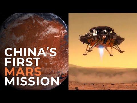 China's Tianwen-1 Mars Mission