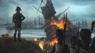Napoleon  Total War   Официальный трейлер на русском