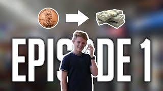 Turning $0.01 into $1,000 - Episode 1