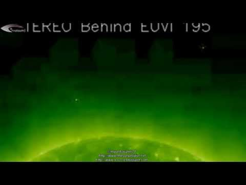 Breaking News! Giant UFOs aliens keep coming to the Sun – January 27, 2013.