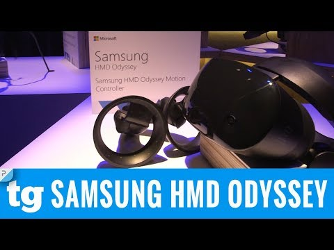 Opinions About Samsung Odyssey HMD — Oculus