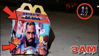 DO NOT ORDER SPACE JAM 2 HAPPY MEAL AT 3AM!! *OMG THEY ACTUALLY CAME TO MY HOUSE*