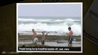 preview picture of video 'No wildlife in St. Lucia Off_road_clara's photos, South Africa (wildlife in saint lucia)'