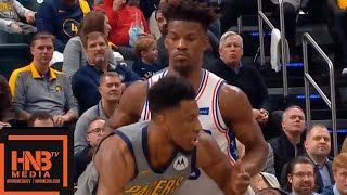Indiana Pacers vs Philadelphia Sixers 1st Qtr Highlights | 01/17/2019 NBA Season