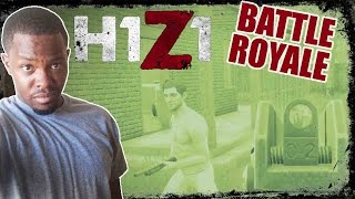 H1Z1 Hardcore Battle Royale Gameplay - ACID THE TRAITOR | H1Z1 Hardcore Mode