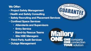 Mallory ONE - Mallory Safety Management Services and ENSA