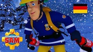 Feuerwehrmann Sam Deutsch Neue Folgen   Rennfahrer Norman \ Sam rettet den Tag   1 S 🚒 Kinderfilme