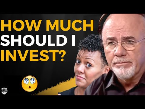 Why Invest Only 15% of My Income If I Can Do More? | Reaction to Dave Ramsey's Video | Wealth Nation